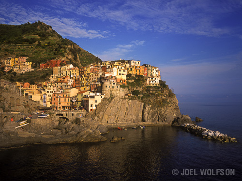 Joel Wolfson Photography Workshops Villages in Italy
